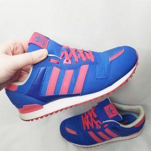 Adidas original Zx 700 vivid blue sneaker unisex